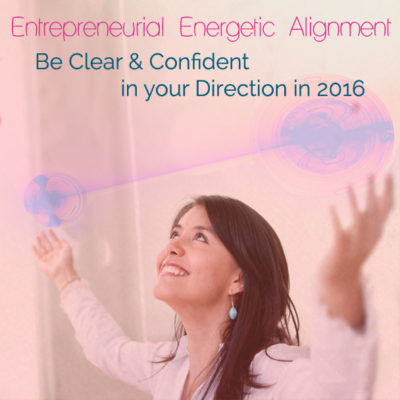 Entreprenerial Energetic Alignment